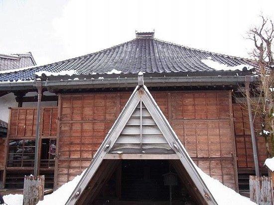 Myoryuji - Ninja Temple: 妙立寺の正面です。