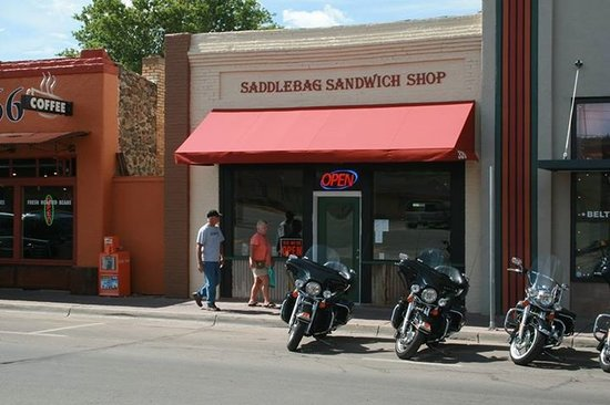 Saddlebag Sandwich Shop