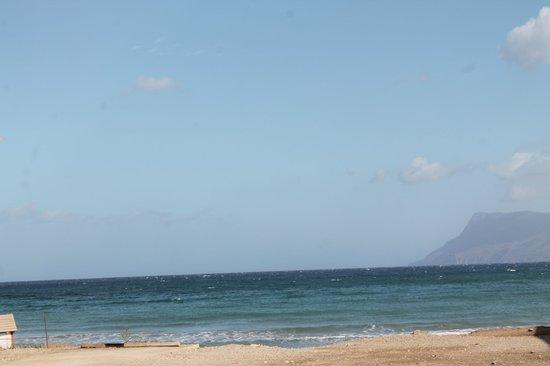 Aphrodite Beach Hotel : beach