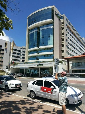 Best Western Premier Maceio: Fachada do Hotel