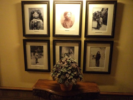 Mayfair Darjeeling : nostalgia