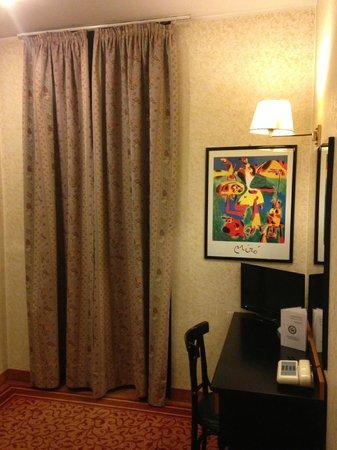 Demidoff Hotel: Stanza Singola