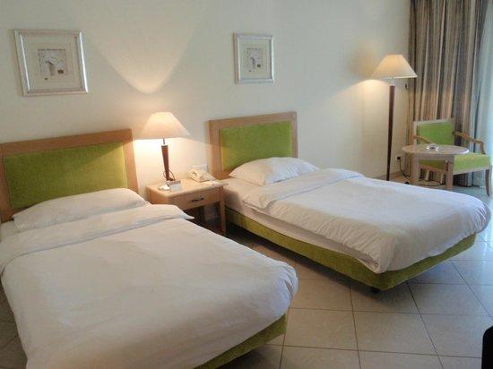 Movenpick Resort Taba Hotel: Номер стандарт