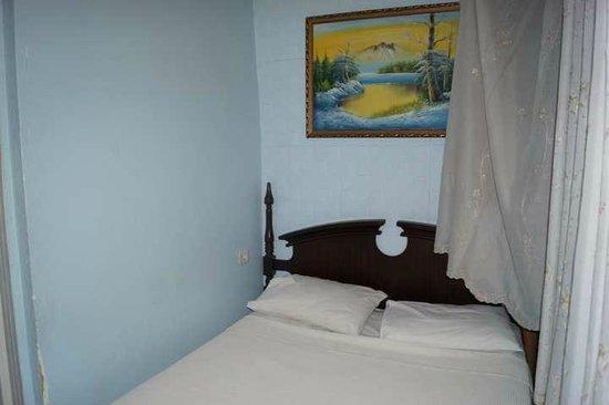 Emma Saray Hotel : Спальное место