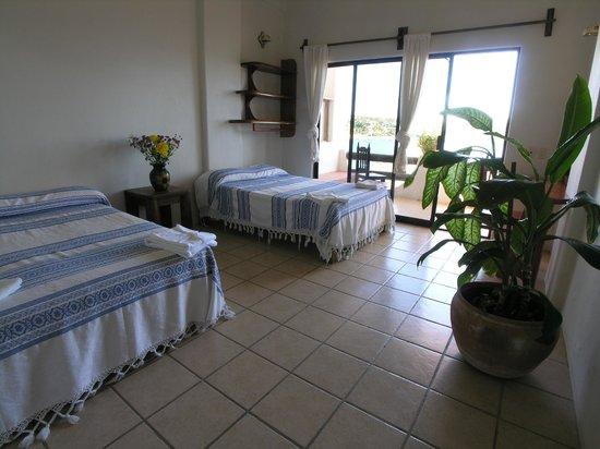 Hotel Cordelias: Habitación doble