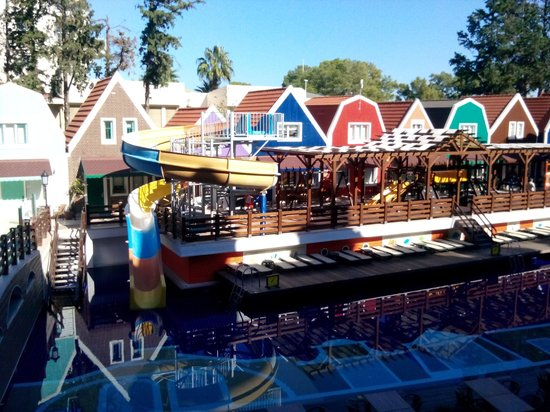 Orange County Resort Hotels: территория