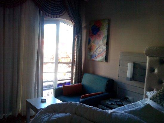 Orange County Resort Hotel Kemer: номер