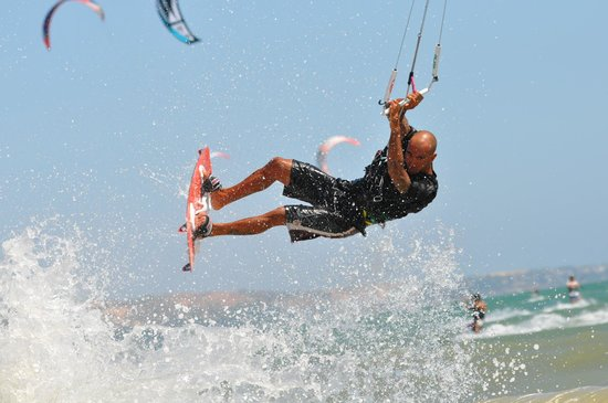 Adi Kites: Instructor