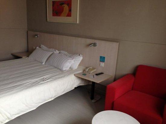 Jinjiang Inn Shanghai Hongqiao Hami Road: 客室