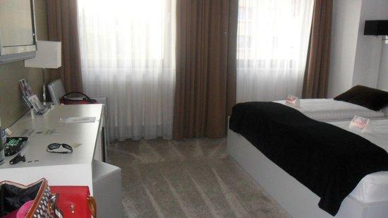 Pearl Hotel: мой номер