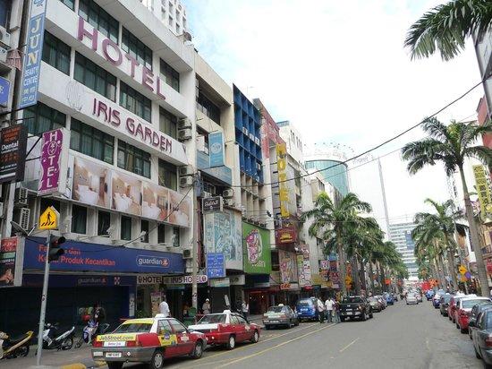 Iris Garden Hotel Di Kuala Lumpur