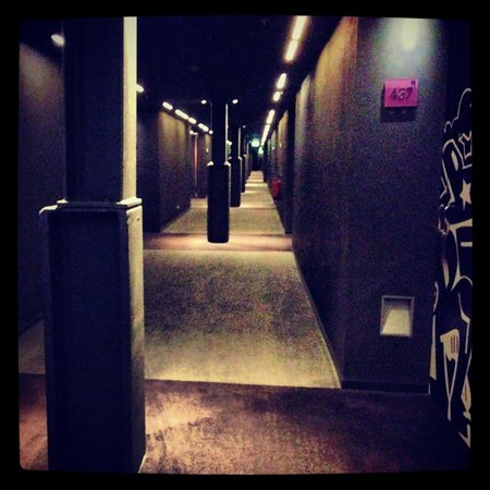 nhow Milano: Room floor