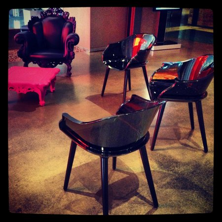 nhow Milano: Designer furniture