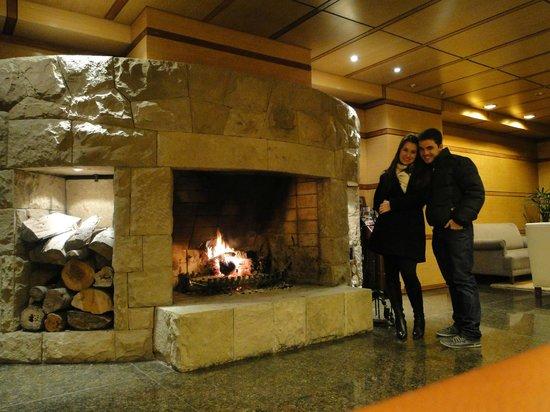 NH Bariloche Edelweiss: Recepção do hotel.