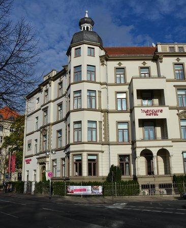 Mercure Hotel Hannover City: Außenansicht