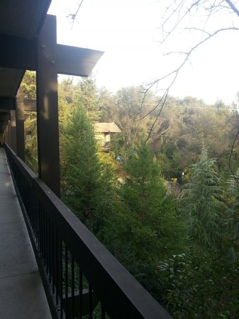 BEST WESTERN PLUS Yosemite Gateway Inn: Vista habitación de Nov 2013