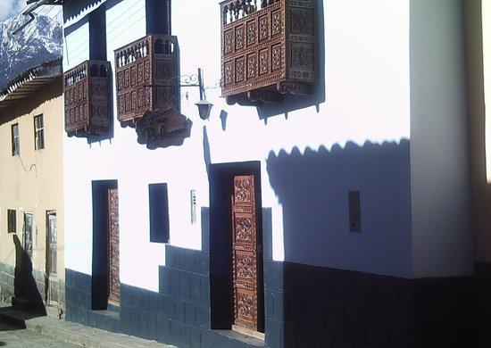 Los Tres Balcones Guesthouse: Hostal Los Tres Balcones-Cachora-ApurimaC