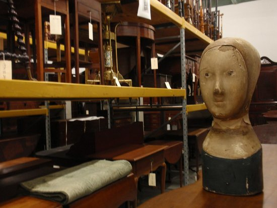 Connecticut Historical Society: Behind-the-Scenes tours offered