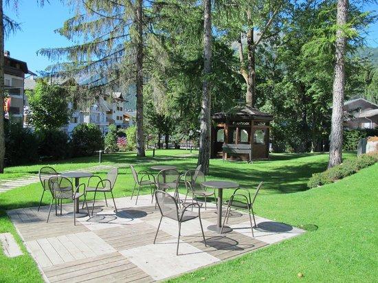 Miramonti Park Hotel : il dehors