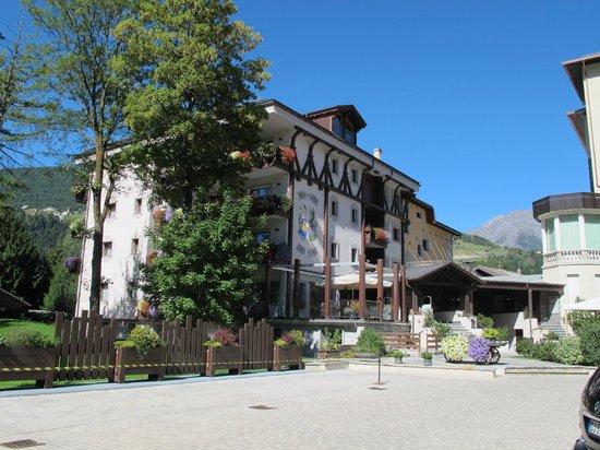 Miramonti Park Hotel : l'hotel
