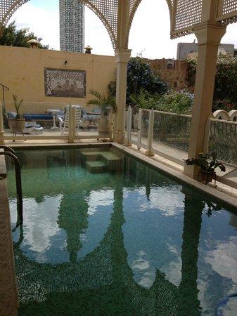 Dar om el Khair : la piscine