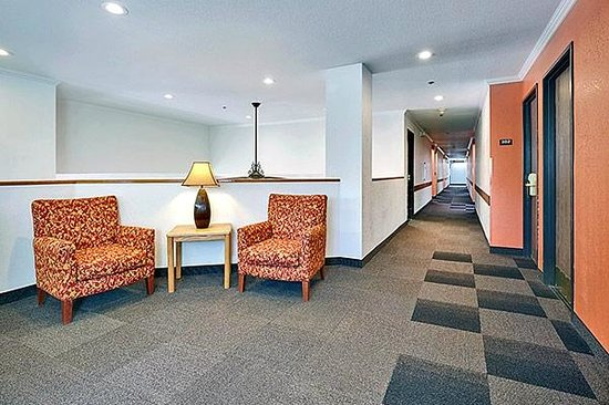 Motel 6 Auburn: Interior