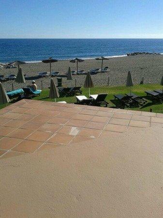 Hotel Guadalmina Spa & Golf Resort : vistas desde la terraza