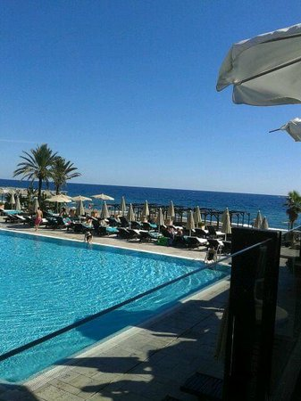 Hotel Guadalmina Spa & Golf Resort : desde la terraza