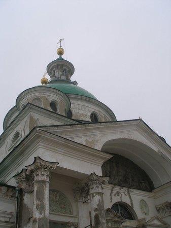 Yakovlevsky Savior Monastery: Храм монастыря.