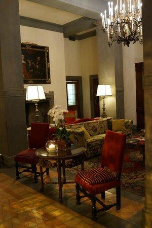Helvetia & Bristol Hotel: Lobby