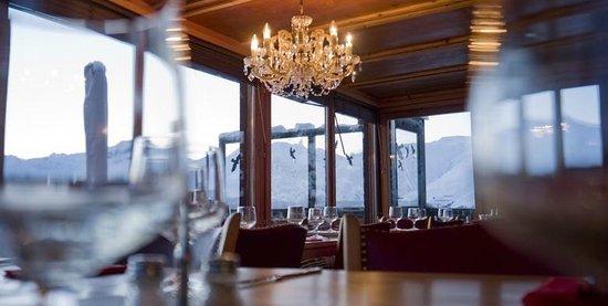 Naturfreundehaus Davos-Clavadel: Restaurant