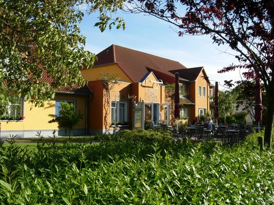 Hotel Zum Kap Arkona: Hotelansicht