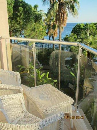 Alva Donna World Palace: балкон