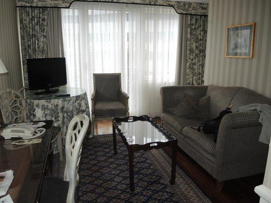 Stanhope Hotel: Room