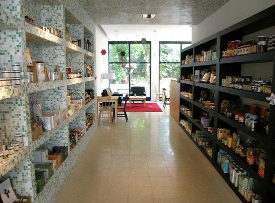 Quintal Bioshop: organic shop