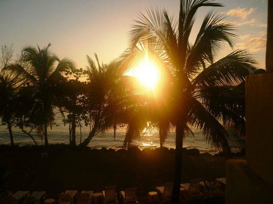 Playa Tortuga Hotel & Beach Resort : amanecer