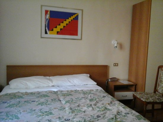 My room in Hotel Elite