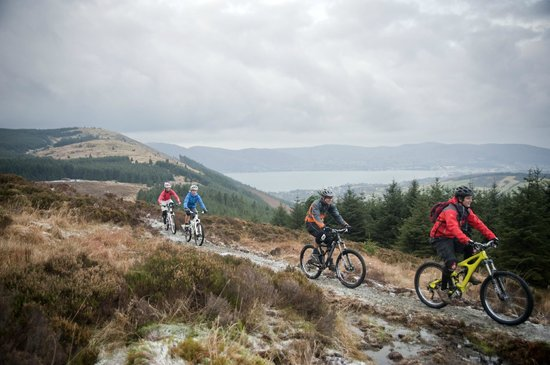 ‪Rostrevor Mountain Bike Trails‬