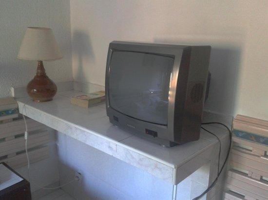Hotel Amine : télé