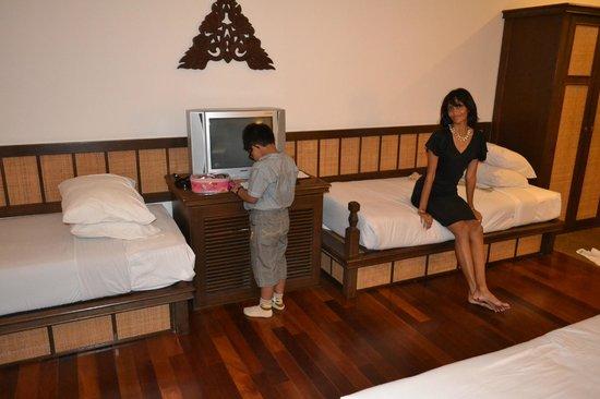 Laguna Redang Island Resort: ROOM