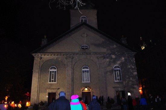 Ghost Tours of Quebec / Les Visites Fantomes de Quebec: L'endroit le plus hanté de toute la ville de Québec