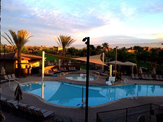 The Westin Desert Willow Villas: view from 18-204