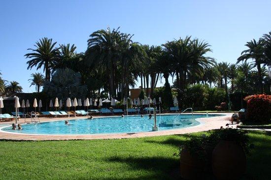 Piscina climatizada picture of seaside palm beach for Piscina climatizada