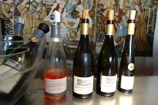 Loire Valley Time Travel Day Tours : Tastings.....