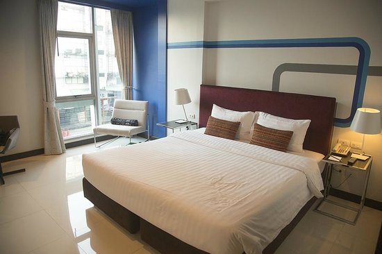 FX Hotel Metrolink Makkasan : Номер
