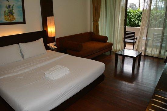 Kacha Resort & Spa, Koh Chang: Номер в новом корпусе 1 этаж