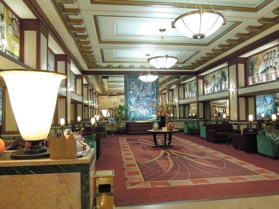 Hotel Edison Times Square: reception area