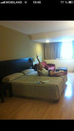 Centric Atiram Hotel: номер в отеле