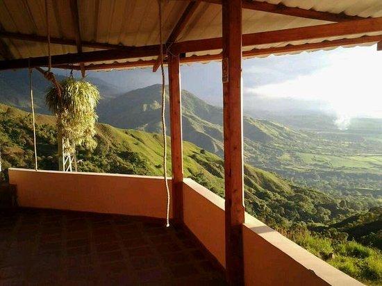 Mirador espectacular del valle del cauca