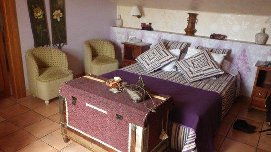 Abadia Hotel Granada: chambre